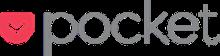 Pocket Logo from http://getpocket.com/blog/press/