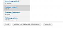 D7 - Create and translate translation node