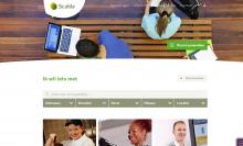Example site Scalda
