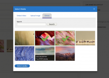Entity Browser Enhanced Module