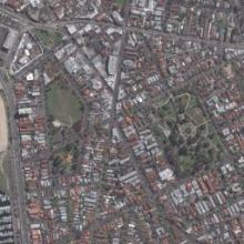 Bing Satellite tile