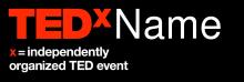 TEDxName logo