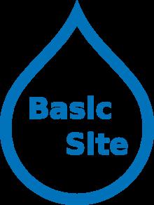 Basic site logo