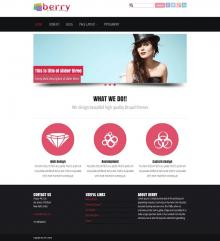 Berry Drupal Theme
