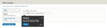 CDN UI module version 3.0-beta1 on Drupal 8