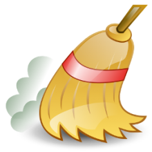 Cleaner logo