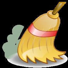 Cleaner logo