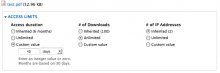 Commerce File 7.x-1.x - field widget preview