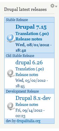 Core Release Block