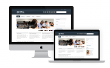 Office Responsive Theme