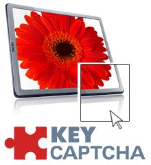 Drupal CAPTCHA - KeyCAPTCHA