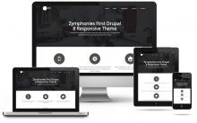 Drupal8 Zymphonies Theme