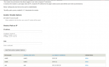 Drupal Contributed Module IP Path Access