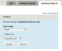 entityreference_access settings