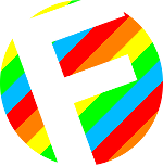Fancy logo