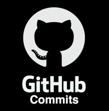 GitHub Commits logo