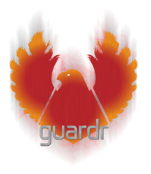Guardr logo for the Guardr Drupal distribution