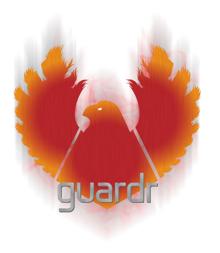Guardr logo for the Guardr Drupal distribution