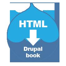 HTML import logo