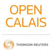 Open Calais, by Thomson Reuters