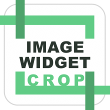 Image Widget Crop