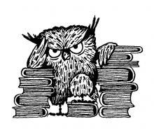 Light Library (LL) logo