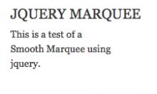 jquery marquee screenshot