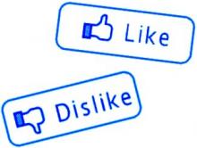 Like Dislike Drupal 8