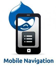 Mobile Navigation Logo version 2