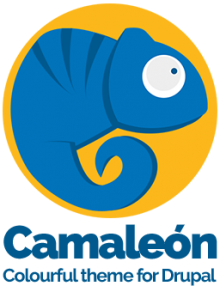 Camaleón - Colourfull theme for Drupal
