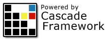 Powered by Cascade Framework