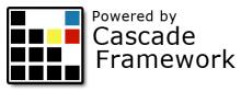 Powered by Cascade Framework