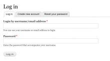 Mail Login: Login Page