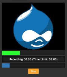 Recording video on Firefox