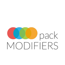 Modifiers pack module logo
