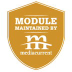 Module maintained by Mediacurrent