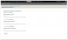 Node revision restrict screenshot