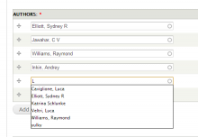 Taxonomy Free tags field is split into multiple fields with reordering capacity