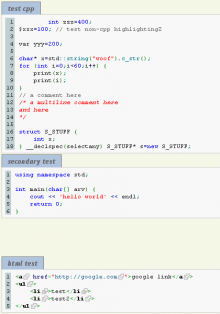 Result of saving form in CKEditor using CKGeshi plugin