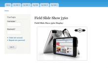 Field slide show j360