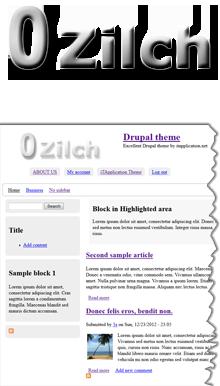 Readability theme