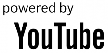 Powered by YouTube