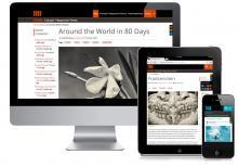 Drupal Gratis, Desktop, Tablet and phone
