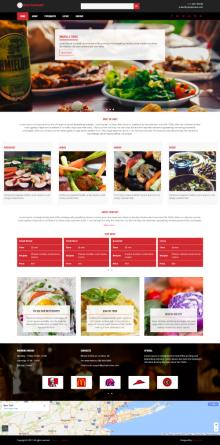 Restaurant Zymphonies Theme