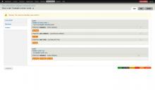 Retore script UI - conflicts
