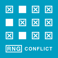 RNG Conflict Logo