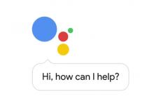 Google Assistant asking Hi, How can I help?