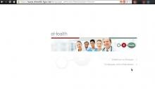 www.ehealth.fgov.be using this module