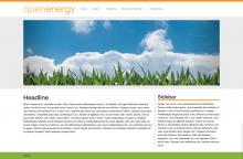 Energy Dashboard Screenshot