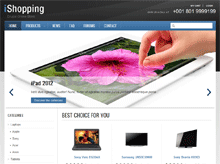 iShopping provides a Ubercart-based solution to build online shopping websites.